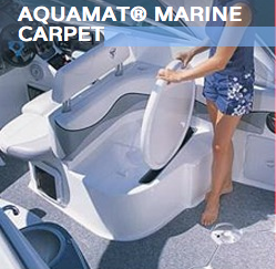 Aquamat carpeting