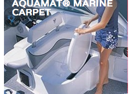 AquaMat Marine Carpeting