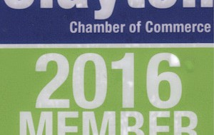 Clayton Chamber of Commerce Member